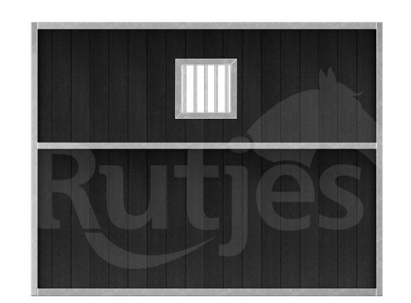 Trennwand für Pferdeboxen