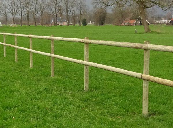 Preisgünstiger Pferdezaun, weidezaun, Koppelzaun Holz