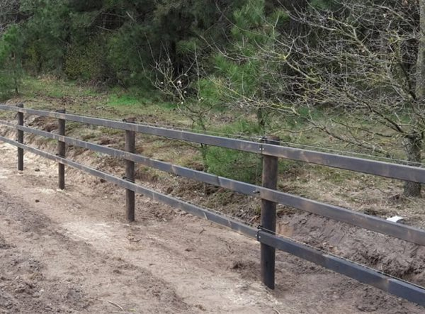 Paddockzaun für Pferde - Weidezaun, Koppelzaun