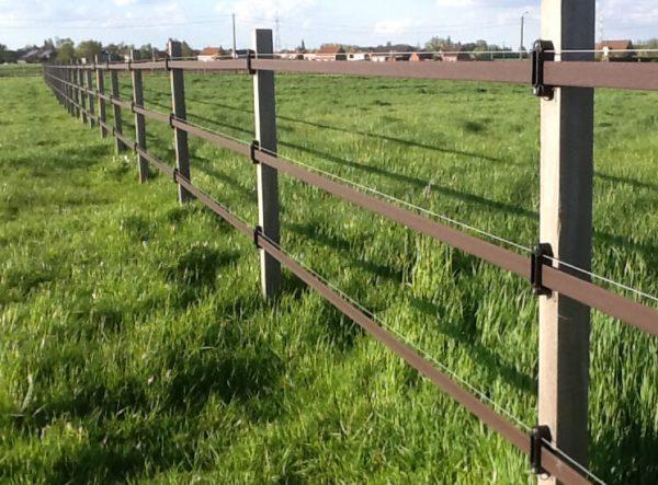 """Sicherheitszaun """"Hippo safety fence"""", Breitbandzaun"""