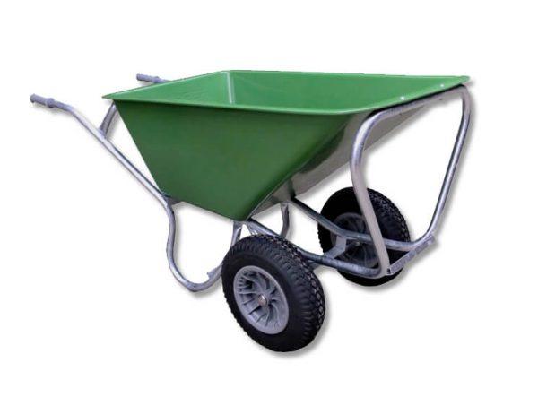 Zweiradschubkarre 160 Liter