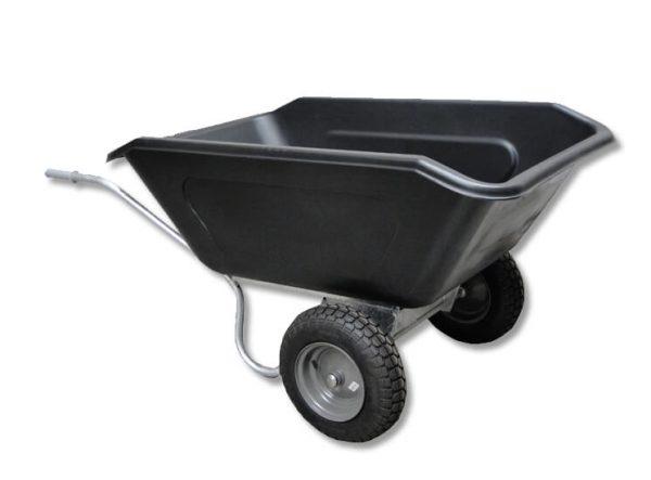Zweiradschubkarre 350 Liter