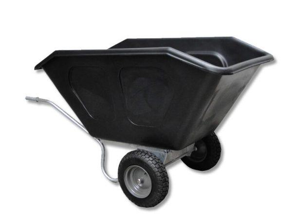 Zweiradschubkarre 500 liter