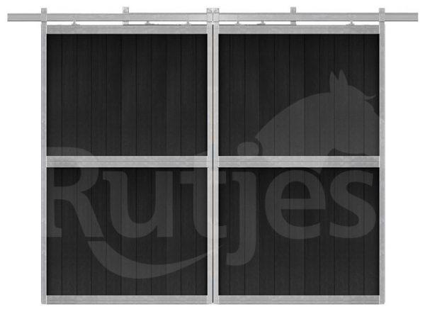 Schiebetor für Pferdeställe, Stallanlage, Reithalle - Pferdestalltüren