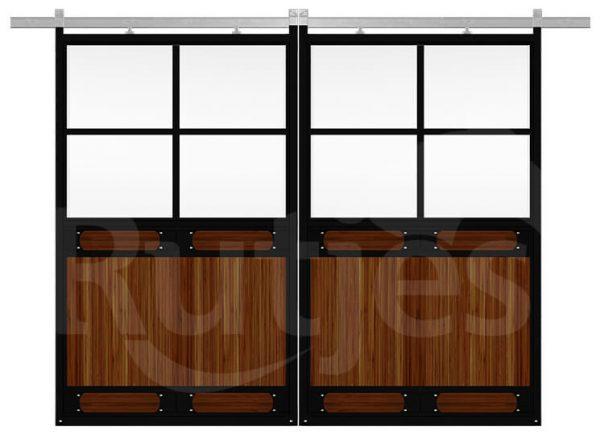 Luxus schiebetür mit glas - Schiebetore, Pferdestalltüren